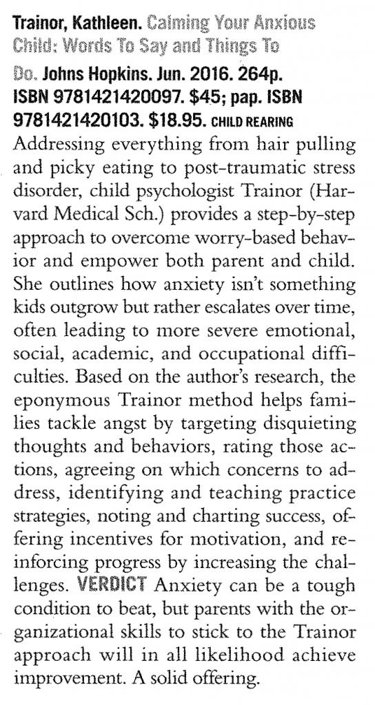 Trainor_Library Journal